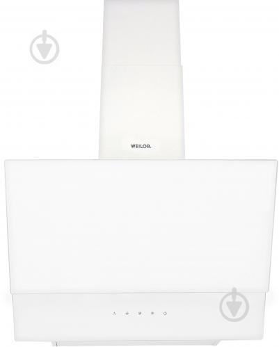 Вытяжка WEILOR PDS 6140 WH 750 LED strip - фото 1
