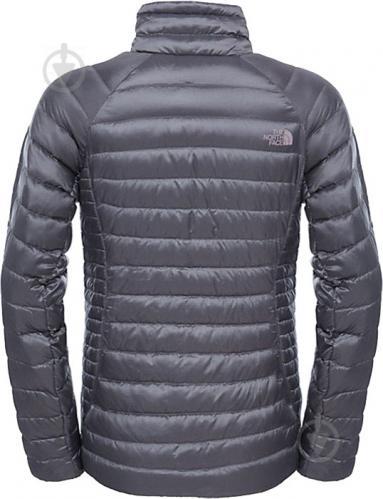 Куртка THE NORTH FACE W Tonnerro Fz Jacket р. L серый T92UAMHCW - фото 2
