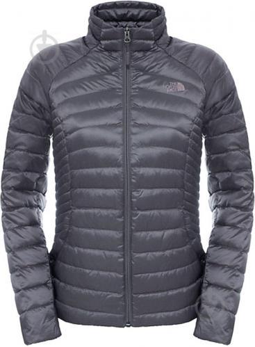 Куртка THE NORTH FACE W Tonnerro Fz Jacket р. L серый T92UAMHCW