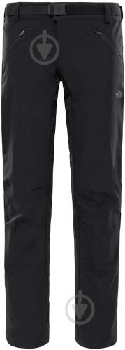 Брюки THE NORTH FACE W Tansa Pant T92WBFJK3 р. 4 черный