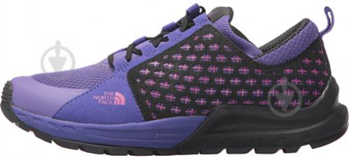 Кроссовки THE NORTH FACE W MOUNTAIN SNEAKER THE NORTH T932ZVYYJ р.6 фиолетовый