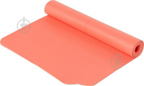 Килимок для йоги Energetics 209976-256 Yoga Mat with Bag 173х61х0.4 см червоний - фото 1