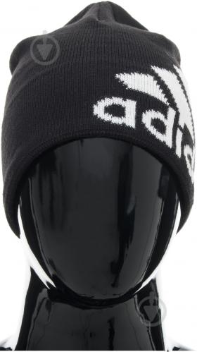 ᐉ Шапка Adidas р. L чорний S94127 • Краща ціна в Києві 4d7e751827aa6