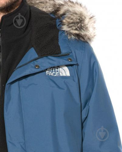 Куртка THE NORTH FACE M Sherpa Zaneck Jkt р. XL синий T937X3HDC - фото 5