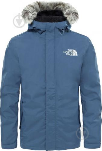 Куртка THE NORTH FACE M Sherpa Zaneck Jkt р. XL синий T937X3HDC - фото 1