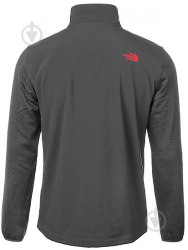 Джемпер THE NORTH FACE M Arashi Hybrid Fleece T937FO0C5 р. S серый - фото 4