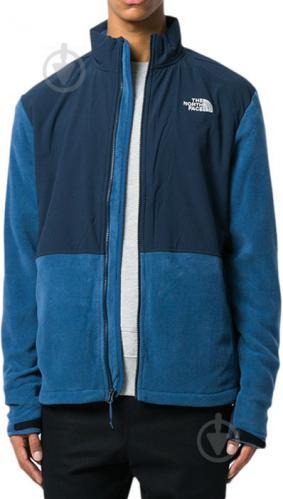 Джемпер THE NORTH FACE M Adj Denali Fleece T933HELMW р. XL синий - фото 3