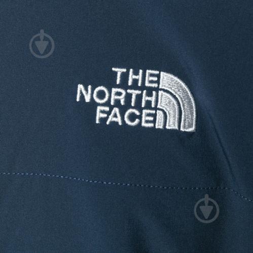 Джемпер THE NORTH FACE M Adj Denali Fleece T933HELMW р. XL синий - фото 5