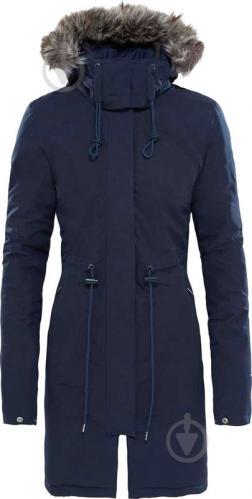 Куртка THE NORTH FACE W Zaneck Parka р. M темно-синий T92TUPH2G