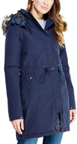 Куртка THE NORTH FACE W Zaneck Parka р. M темно-синий T92TUPH2G - фото 4