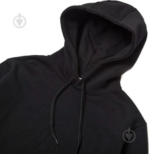 Джемпер THE NORTH FACE M Drew Peak Plv Hd р. M черный T0AHJYWXD - фото 3