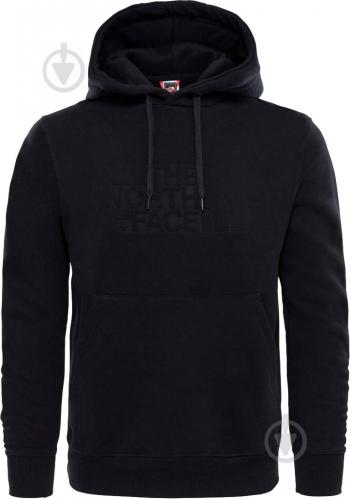 Джемпер THE NORTH FACE M Drew Peak Plv Hd р. M черный T0AHJYWXD