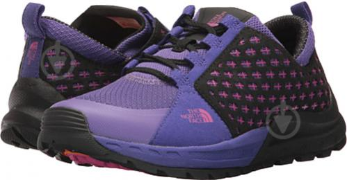 Кроссовки THE NORTH FACE W MOUNTAIN SNEAKER THE NORTH T932ZVYYJ р.9 фиолетовый - фото 3