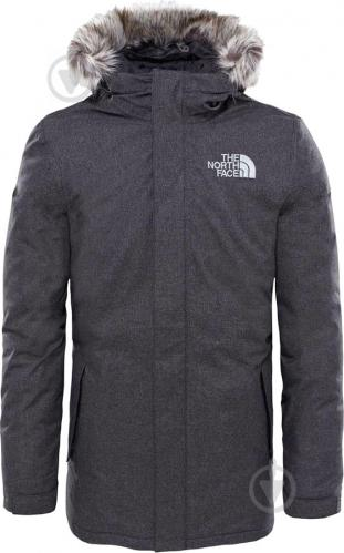 Куртка THE NORTH FACE M Zaneck Jacket T92TUIJBU S серый - фото 4