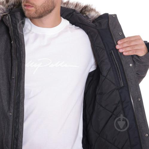 Куртка THE NORTH FACE M Zaneck Jacket T92TUIJBU S серый - фото 6