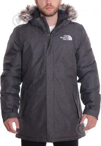 Куртка THE NORTH FACE M Zaneck Jacket T92TUIJBU S серый