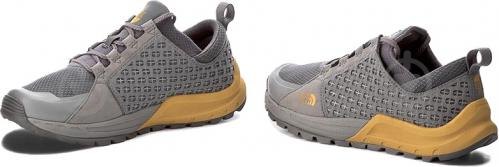 Кроссовки THE NORTH FACE M MOUNTAIN SNEAKER THE NORTH T932ZUZFR р.10 серый - фото 2
