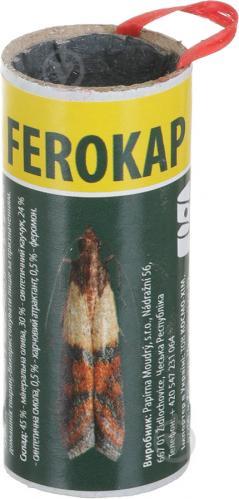 Стрічка від молі Papirna-Moudry від молі Ferokap