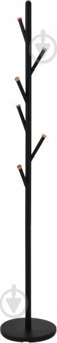 Вешалка-стойка для одежды Ахен d30 см черный - фото 1