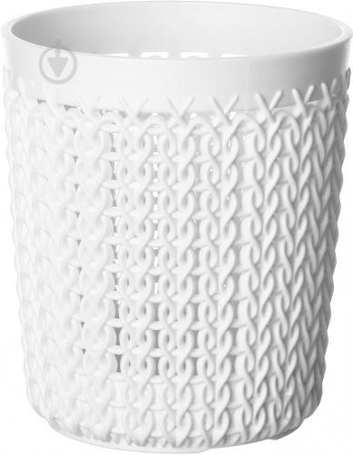 Органайзер пластиковий Curver 234664 Knit круглий 110x100x100 мм - фото 1
