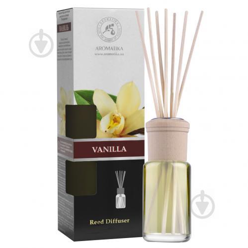Аромадиффузор Ароматика Ваниль (Vanilla) 50 мл - фото 1