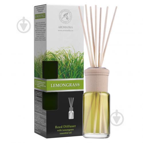 Аромадиффузор Ароматика Лемонграсс (Lemongrass) 50 мл - фото 1