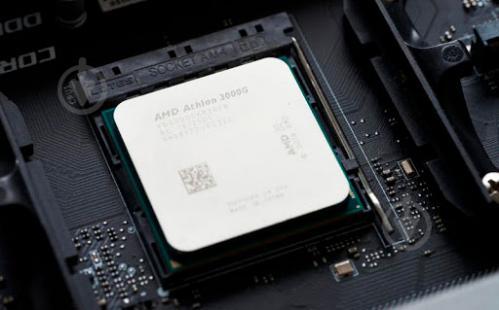 ᐉ Процессор AMD Athlon 3000G 3,5 GHz Socket AM4 Box (YD3000C6FHBOX) •  Купить в Киеве, Украине • Лучшая цена в Эпицентре