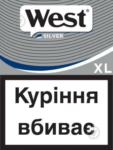 West silver сигареты купить табачные изделия в 2010
