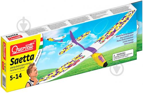 Іграшка QUERCETTI літак Саєта 3535-Q - фото 1