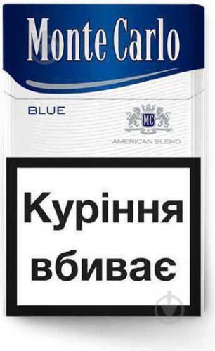 Купить сигареты монте карло one права покупателя табачных изделий