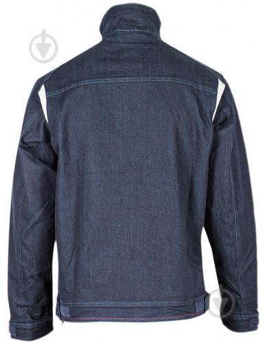 Куртка рабочая Sizam Manchester джинсовая р. S рост универсальный 30042 темно-синий - фото 3
