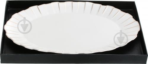 Блюдо Reef 35,2x22,3 см Fiora - фото 7