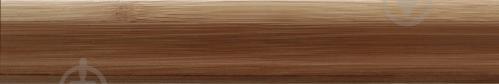 Молдинг для бамбукових шпалер верхній декор LZ-R202B коричневий - фото 2