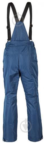 Штаны утепленные Sizam Nottingham р. S рост универсальный 30156 темно-синий - фото 3