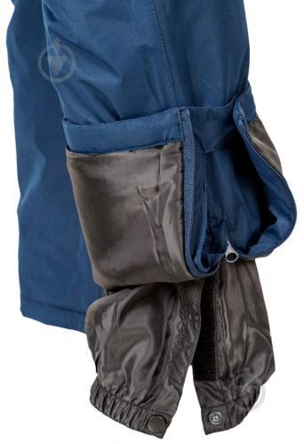 Штаны утепленные Sizam Nottingham р. S рост универсальный 30156 темно-синий - фото 4