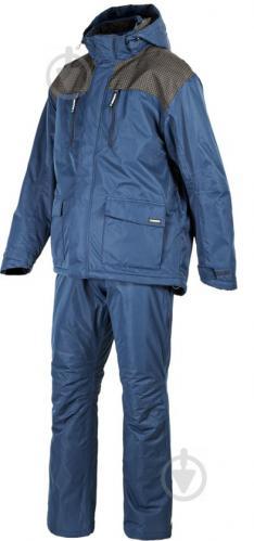 Штаны утепленные Sizam Nottingham р. S рост универсальный 30156 темно-синий - фото 6