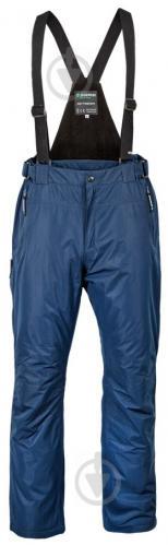 Штаны утепленные Sizam Nottingham р. S рост универсальный 30156 темно-синий - фото 1