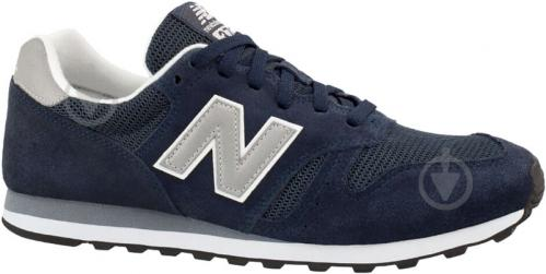 Кроссовки New Balance ML373NAY р.8,5 синий - фото 2