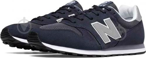 Кроссовки New Balance ML373NAY р.8,5 синий