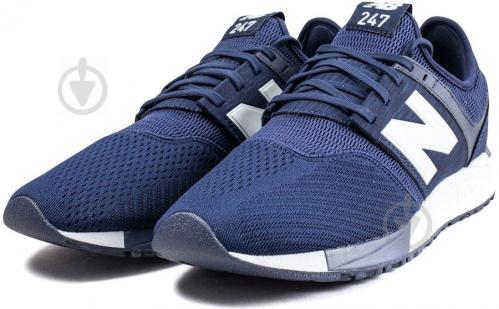 ᐉ Кросівки New Balance 247 Sport MRL247NW р. 9 синій • Краща ціна в ... b7e065e5366a0