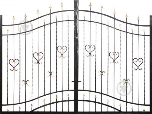 Ворота  Престиж 1 2300х3100 мм