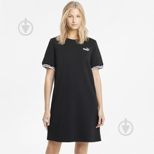 Сукня Puma Amplified Dress 58591201 р. L чорний - фото 1