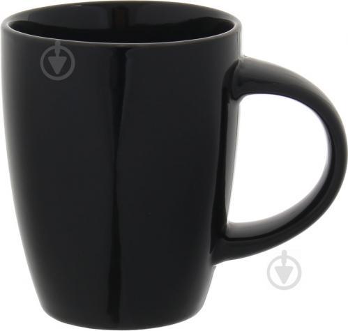 Чашка Black 330 мл, керамика - фото 1