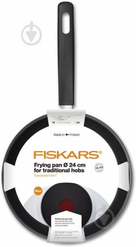 Сковорода Functional Form Traditional 24 см 1015338 Fiskars - фото 4