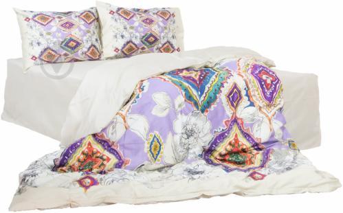 Комплект постільної білизни Aquiloni сімейний євро різнокольоровий Fazzini aca9aaa578cbd