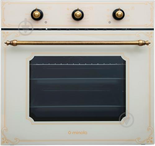 Духова шафа Minola OE 66134 IV RUSTIC GLASS - фото 1