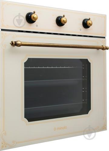 Духова шафа Minola OE 66134 IV RUSTIC GLASS - фото 2