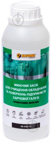 Очищувальний засіб для харчової промисловості DA-0101 f.1 Maxformer