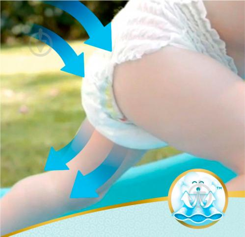 Підгузки-трусики Pampers Premium Care Pants Maxi 4 (9-15 кг) 38 шт. - фото 6