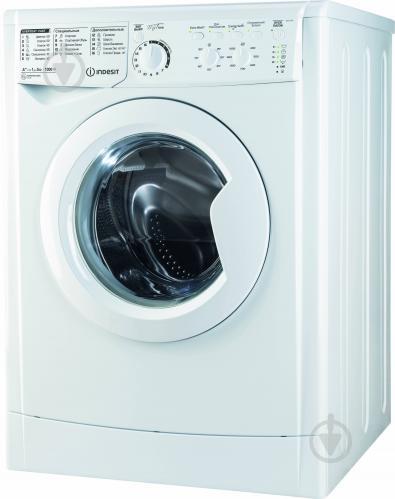 Стиральная машина Indesit E2SC 2150 W UA - фото 1